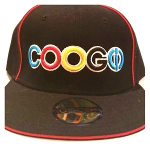 Classic Coogi fitted hat 7. /